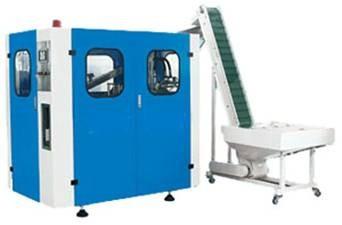 Автомат выдува ПЭТ-тары 1800-4000 бут/час