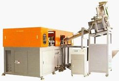 Автомат машина выдува ПЕТ до 2,0 л, до 4000шт/час, фото 2