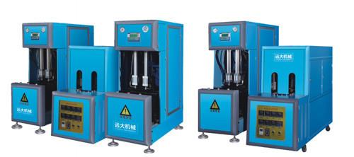 Оборудование для выдува бутылок 0,1-1,5 л, 2 головки