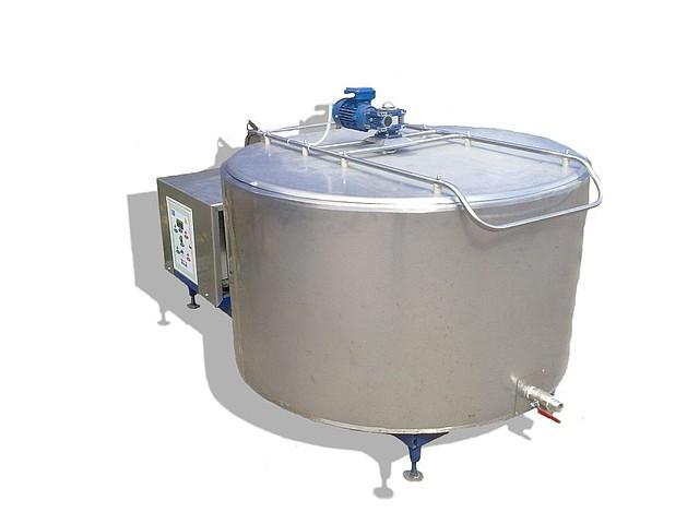 """Охладитель молока открытого типа """"Cold Pool Vertical"""" 100 л"""
