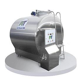 """Охладитель молока закрытого типа """"ColdVessel(M)"""" 2500 л"""