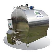 """Охладитель молока закрытого типа """"ColdVessel(M)"""" 2500 л, фото 3"""