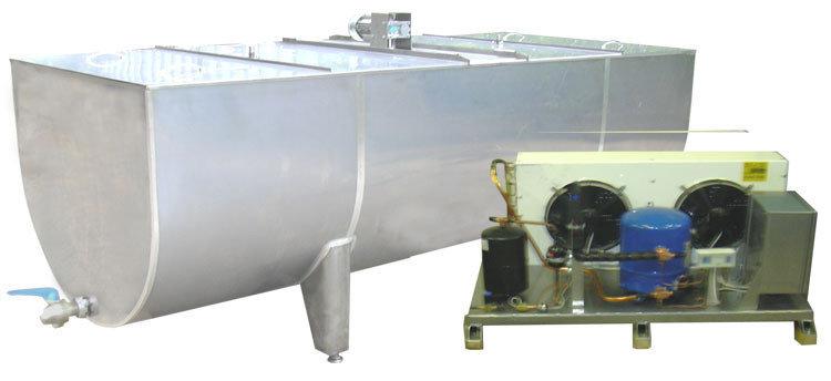 Ванна охлаждения ИПКС-024-2000(Н),2000 л, фото 2