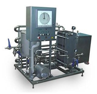 Комплект оборудования для пастеризации ИПКС-013-2000, 2000 л/ч