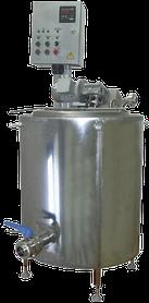 Ванна длительной пастеризации ИПКС-072-100(Н), 110 л
