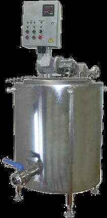 Ванна длительной пастеризации ИПКС-072-100(Н), 110 л, фото 2