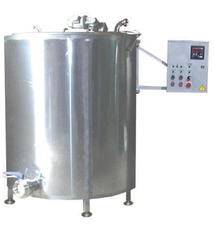 Ванна длительной пастеризации ИПКС-072-1000П(Н), 1100 л