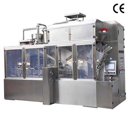 Автомат розлива в пакет Пюрпак BW-2500 (Китай), 2500 упак/час, фото 2