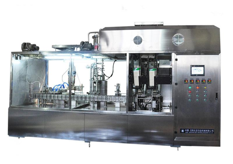 Автомат розлива в пакет Пюрпак BW-4500 (Китай), 4500 упак/час