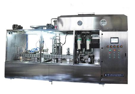 Автомат розлива в пакет Пюрпак BW-4500 (Китай), 4500 упак/час, фото 2
