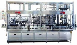 Триблоки для стекляной тары 3000-12000 бут/час, фото 2