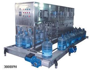 Розлив воды в бутыль 19 л, 100-120 бут/ч, фото 2