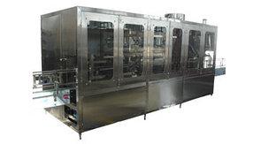 Оборудование для мойки, розлива и укупорки бутылей 3-10 л, 1000/2000 бут/час