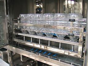 Триблок для розлива воды 5-6 л