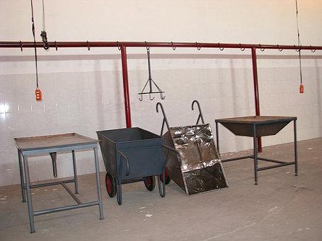 УБОЙНАЯ ПЛОЩАДКА (оборудование) до 2 тонн сутки, фото 2