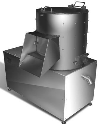 Очиститель центробежный слизистых субпродуктов ПМ-ОЦС, фото 2