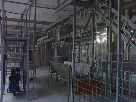 Комплект оборудования по убойной площадке КРС,  произв. 5 т/смену, фото 2