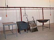Комплект оборудования по убойной площадке КРС, 3 т/смену, фото 2