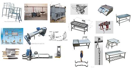 Оборудование для бойни до 20 КРС/смену, до 4 тонн мяса на кости в смену, фото 2