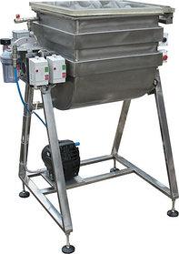 Фаршемешалка (вакуумная) ИПКС-019-150В(Н), производительность 800 кг/ч
