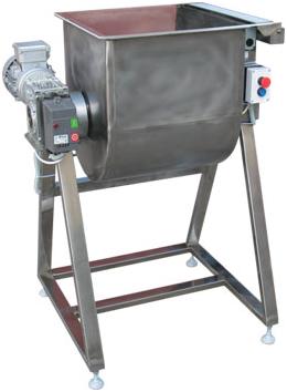 Фаршемешалка 80 л, 400 кг/час, фото 2