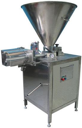 Шприц вакуумный (перекрутчик) ИПКС-047П(Н), произв сосисок 200 кг/ч, фото 2