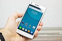 Смартфон Doogee X5 Max (белый) б/у + чехол, фото 1