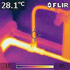 Тепловизор Flir i3. Внесен в реестр РК, фото 7