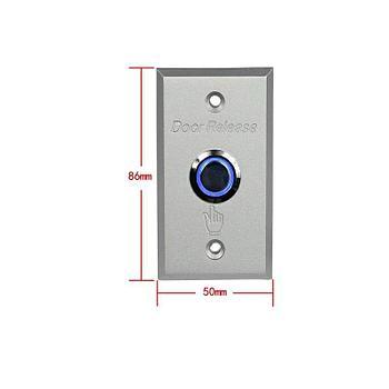 Кнопка выхода GT-E07S, врезная, с подсветкой