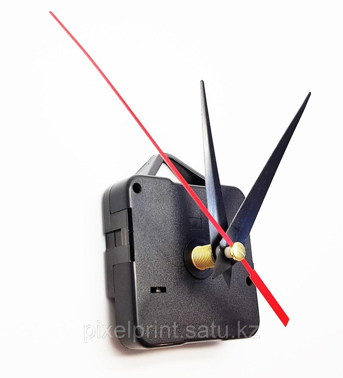 Часовой механизм со стрелками для настенных часов