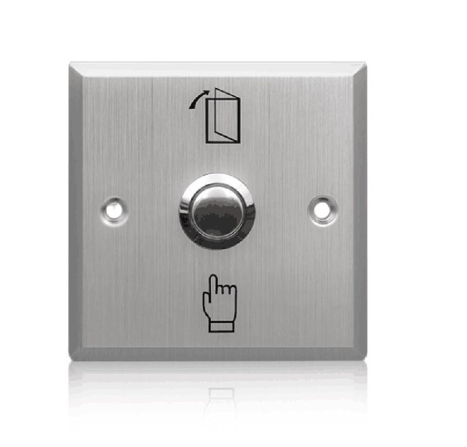 Кнопка выхода врезная GT-E04 квадратная