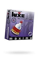 Презервативы Luxe Maxima Аризонский Бульдог, фото 1