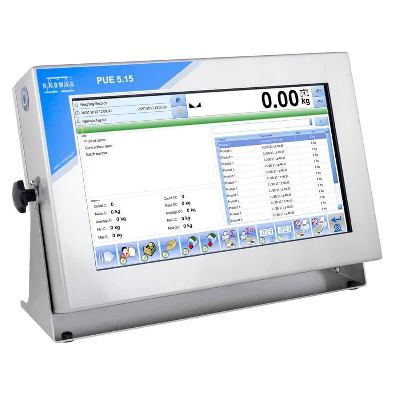 Дополнительный терминал для весов PUE 5.15C (TMX15C)