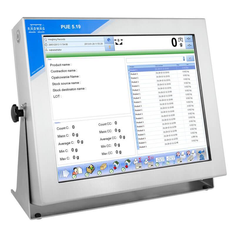 Дополнительный терминал для весов  PUE 5.19R (TMX19R)