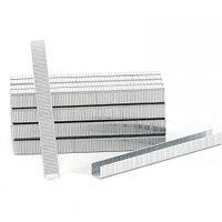 Скобы для пневматического степлера, 10 мм, ширина 1,2 мм, толщина 0,6 мм, ширина скобы 11,2 мм, 5000 шт. MATRI