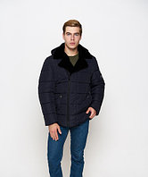 Мужская зимняя куртка классическая М-83