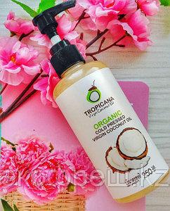 Тропикана кокосовое масло для волос 250 мл
