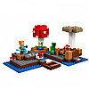 """Конструктор Bela 824 """"Грибной остров"""" Minecraft"""