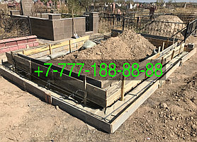 Строительство мусульманской могилы, фото 3