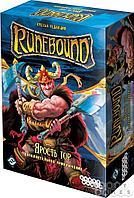 """Настольная игра: Runebound. Третья редакция. Дополнительное приключение """"Ярость гор"""""""