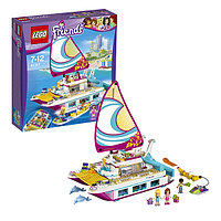 Lego Friends 41317 Конструктор Катамаран Саншайн, фото 1