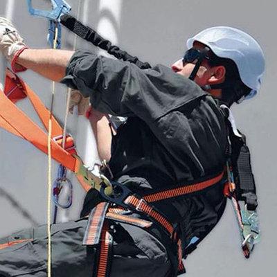 Средства защиты от падения с высоты (пояса)
