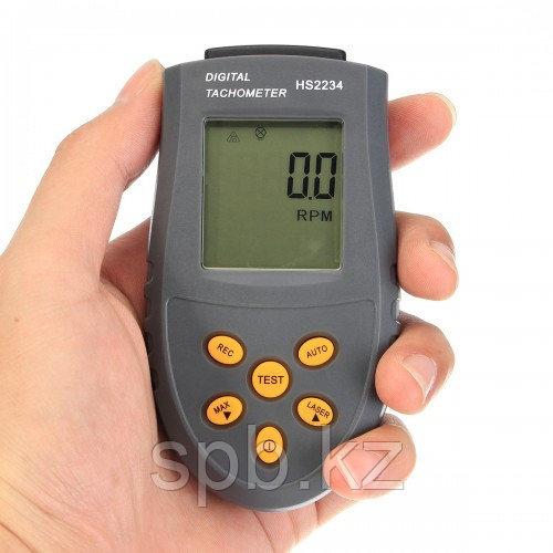 Цифровой лазерный тахометр HS2234