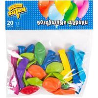 Воздушные шарики 1111-0140 20 шт. в упаковке