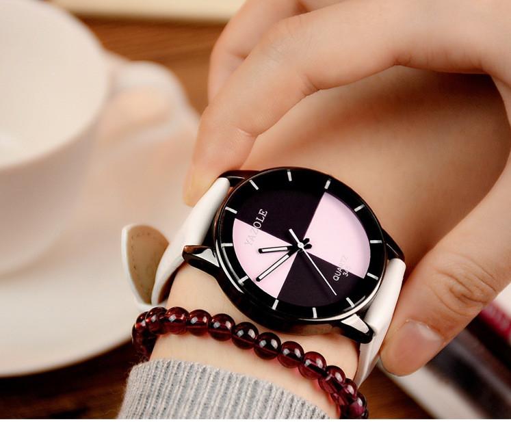 Женские часы Yazole. Kaspi RED. Рассрочка.
