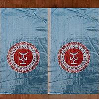 Мешок полипропиленовый, 45х75 см. (прозрачный, с логотипом)