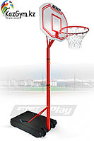 Баскетбольная стойка StartLine PlayJunior 003, фото 1