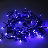 Гирлянды светодиодные, новогодние, уличные струна, нить, twinkle light. 5,5 м. street light, фото 4