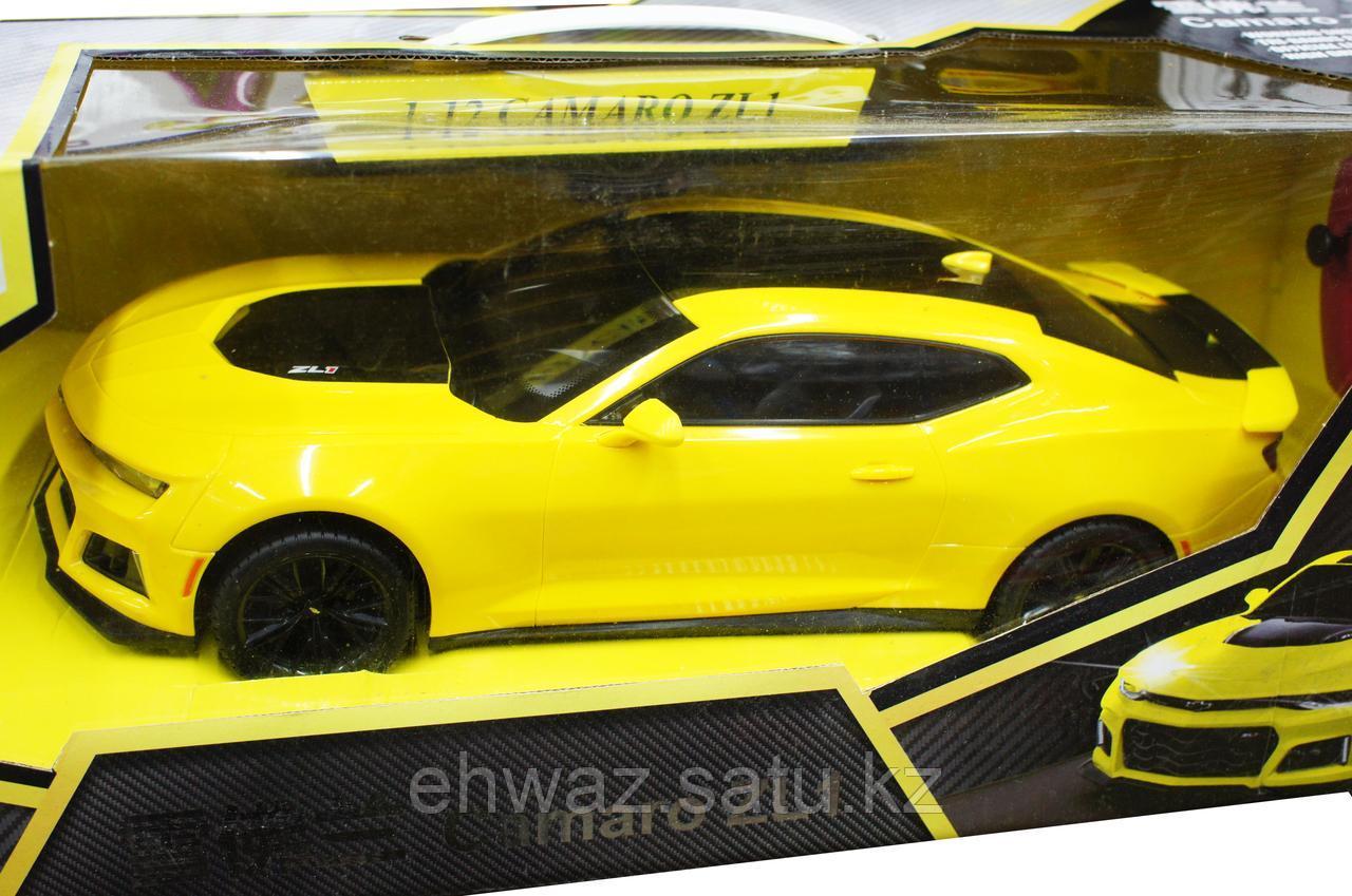 Радиоуправляемая машина Chevrolet Camaro ZL1 (масштаб 1:12)