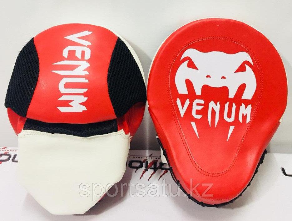 Боксерские лапы Venum (пара)